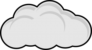 Graphic Image of Cloud